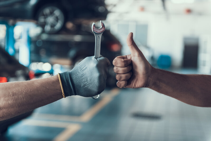 Garage Inspection in Oklahoma City