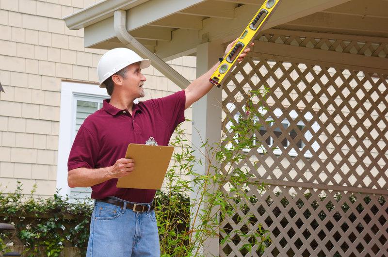 Exterior Home Inspector Oklahoma City